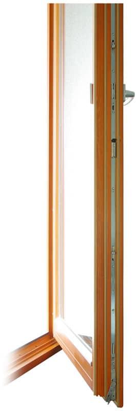 Balkonové dveře - kování