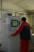 Řídící počítač CNC HOMAG