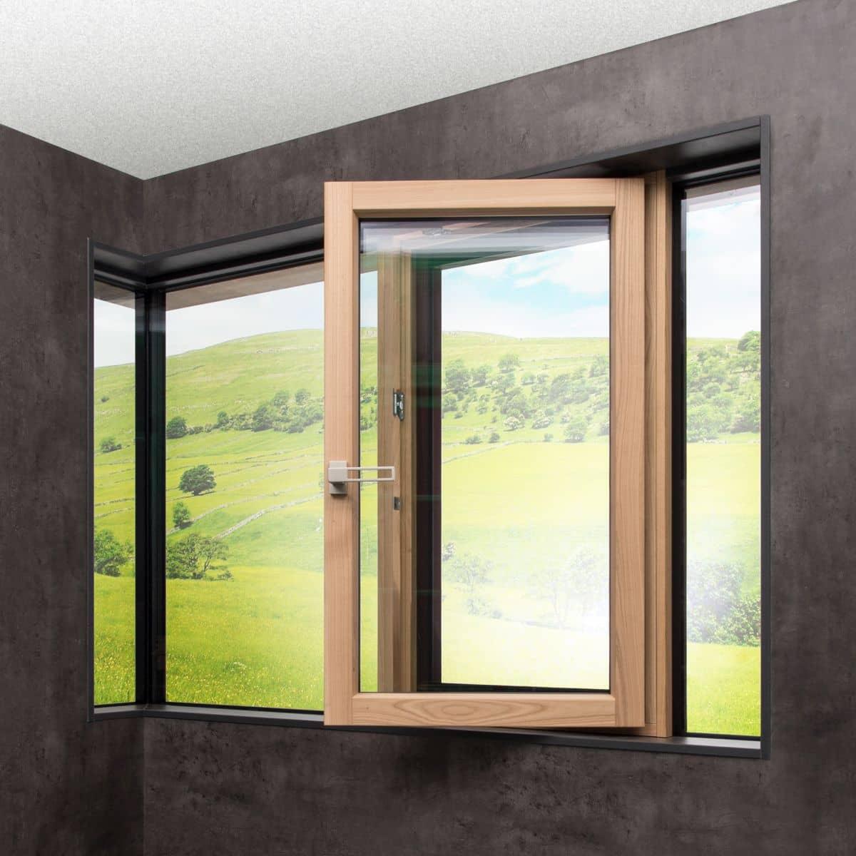 Designová okna Inspiro a  Blue Line