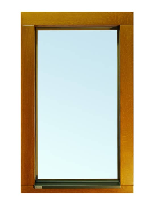 Okno INSPIRO dub - exteriér
