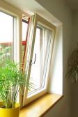 Dřevohliníkové okno HA110