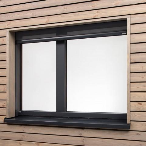 Zabudovaný ZIP Screen u okna PROGRESSION