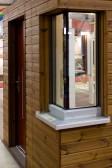 Rohové okno PROGRESSION - okna pro pasivní domy