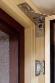 Detail zabudování okna PROGRESSION v izolaci