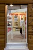 Okno PROGRESSION - představení na veletrhu FORARCH 2012