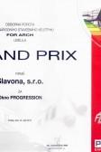 Ocenění GRAND PRIX