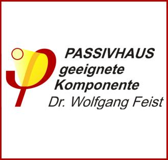 Passive House Institute - okno PROGRESSION je zde certifikované