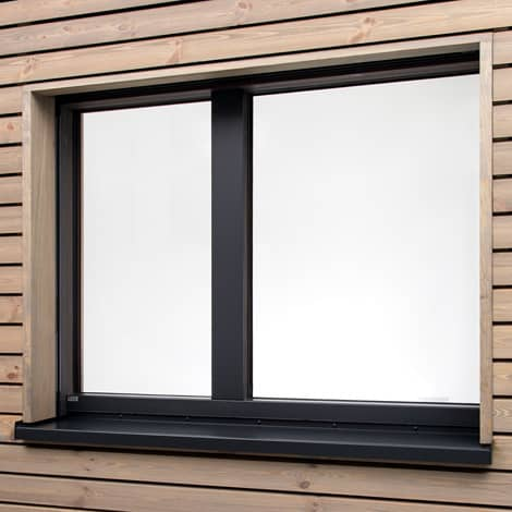 Bezrámová okna