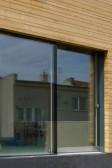 HS portal PROGRESSION - minimalistické provedení se srazem ze skla