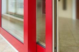 Dřevohliníkový HS portal