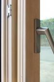 Posuvné dveře PSK - Z klika, dřevohliníkový profil HA110