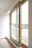 Sklopně odsuvné dveře PSK-Z  (modřín)