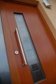 CALME - vchodové dveře s konstrukcí TREND