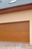 Sekční garážová vrata - sendvičová