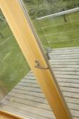 Balkonové dveře - francouzská okna
