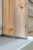 Přirozené stárnutí tepelně upraveného dřeva