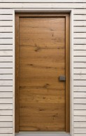 NATURE - dub kartáčovaný, vchodové dveře INSPIRO