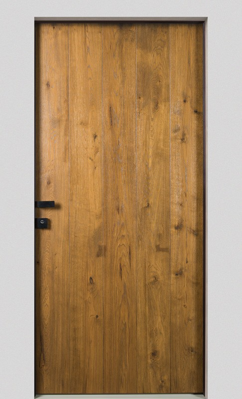 Dubové vchodové dveře PROGRESSION
