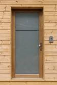 Dřevěné vchodové dveře, SC92-Thermowood