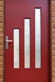 WILLI - zabudované vchodové dveře PROGRESSION, konstrukce TREND