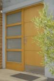 Atypické vchodové dveře na zakázku