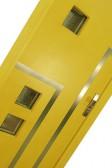 IRIS - dřevěné vchodové dveře TREND