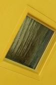 Detail zasklení dveří TREND zevnitř