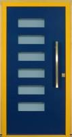 ARIDE - dřevohliníkové vchodové dveře