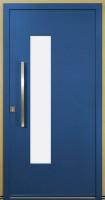 GRYT - dřevohliníkové vchodové dveře