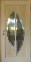 Vchodové dveře ALMERIA -interiér