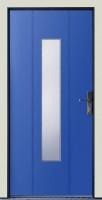 Dřevohliníkové vchodové dveře PROGRESSION - STYLE, var.B3