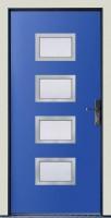 Dřevohliníkové vchodové dveře PROGRESSION - STYLE, var.C4