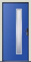Dřevohliníkové vchodové dveře PROGRESSION - STYLE, GUARDA