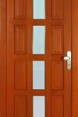 GIRDA 2008 - dřevěné vchodové dveře