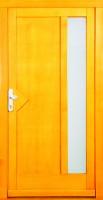 APARRI - dřevěné vchodové dveře (smrk)