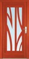 RODONIT - dřevěné vchodové dveře