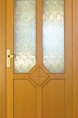 ATYS 2004 - dřevěné vchodové dveře