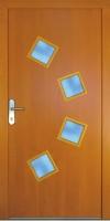 ELANITE- sendvičové vchodové dveře