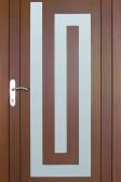 FALCO - dřevěné vchodové dveře
