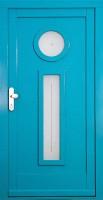 SARGAS - dřevěné vchodové dveře
