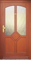 ATYS - dřevěné vchodové dveře