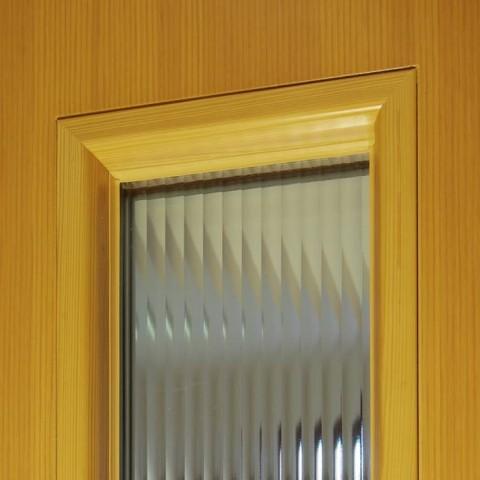 Zasklení dveří TRENT - interiér