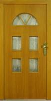 ASKER - sendvičové vchodové dveře