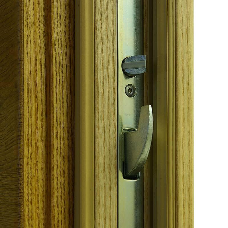 Vícebodové zamykání dveří