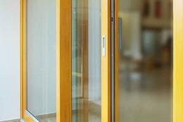 Dřevěný HS portal
