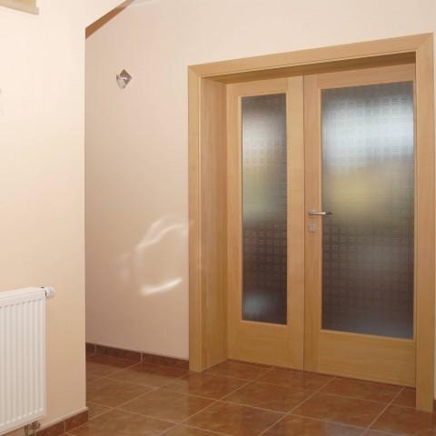 Interiérové dveře dvoukřídlé