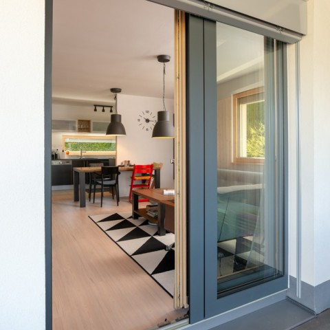Posuvné dveře Alpino