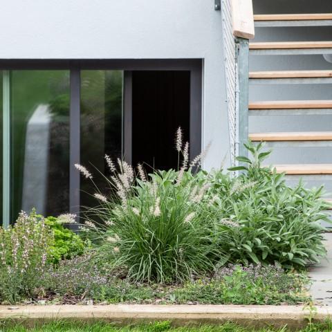 Posuvné dveře HS portal propojují dům se zahradou