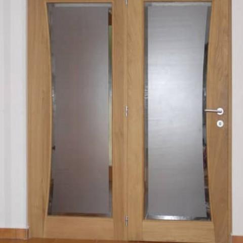 Interiérové dveře dub