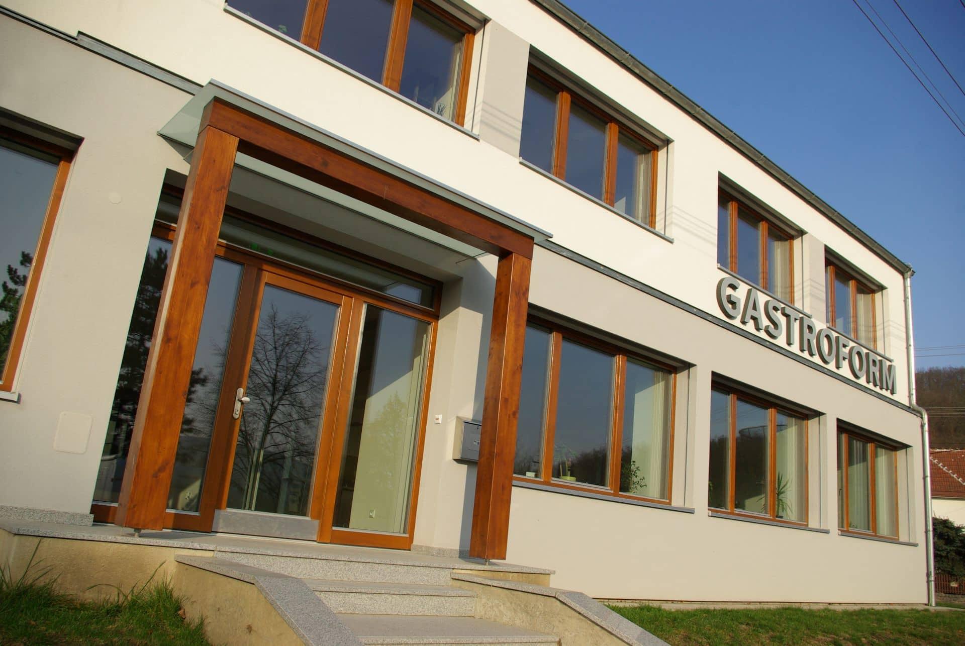 Rekonstrukce budovy GASTROFORM